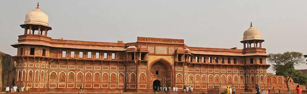 Agra Fort © P Clarke