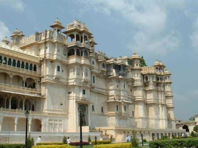 City Palace in Udaipur © P Vashistha