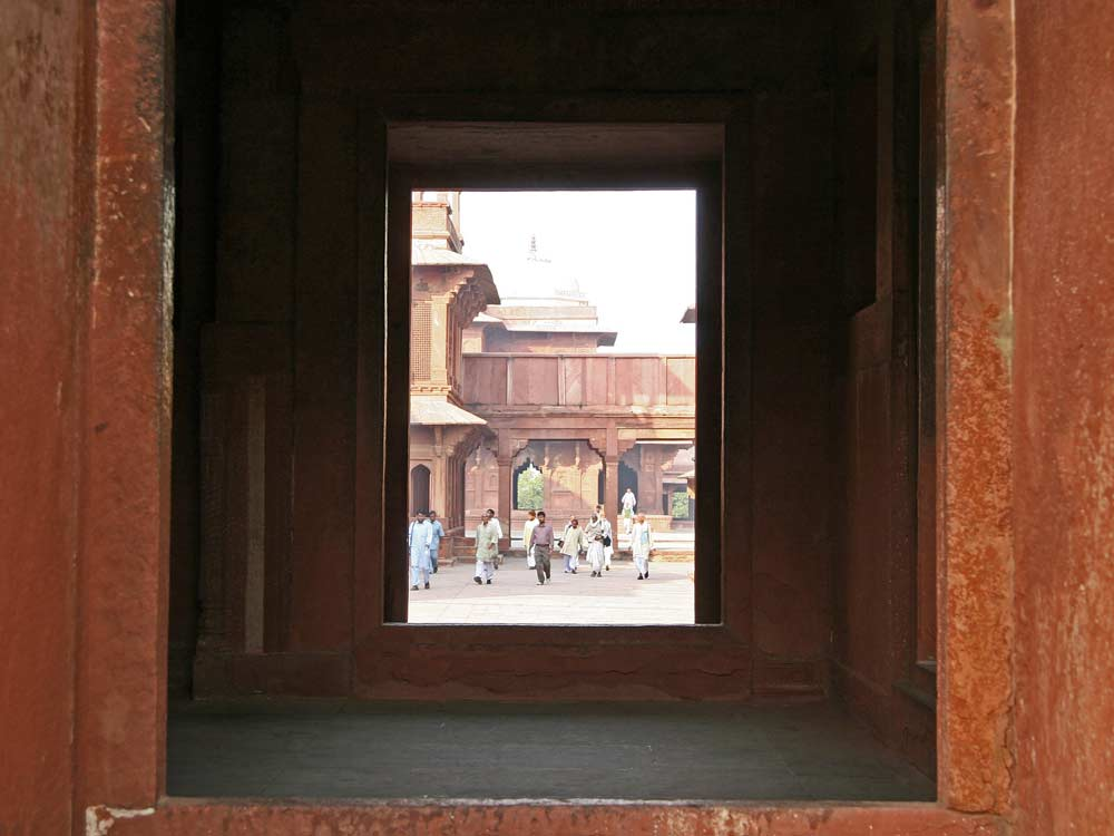 Fatehpur Sikri © P Clarke