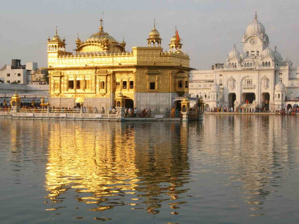 Golden Temple of Amritsar © P Clarke