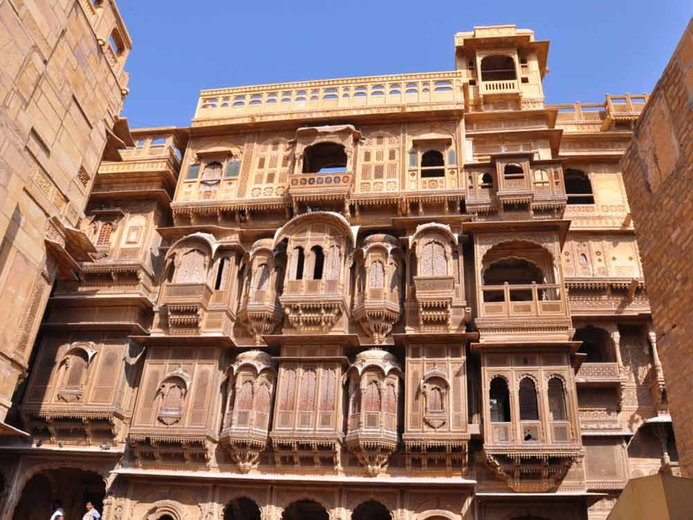 Haveli at Jaisalmer © P Vashistha
