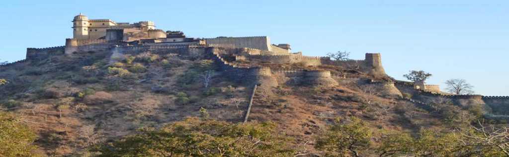 Kumbhalgarh Fort © J Thomas