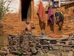 Himalayan village life © J Bridges