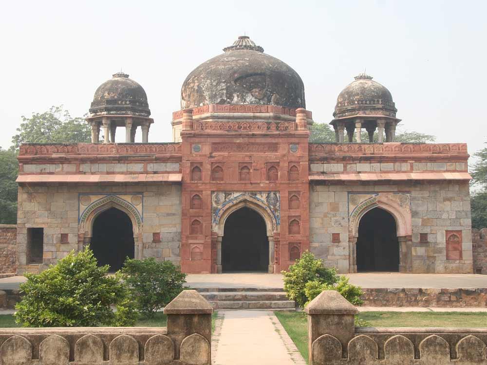 Humayun's Tomb, Delhi © P Clarke