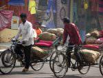 Jaipur street scene © M Addis