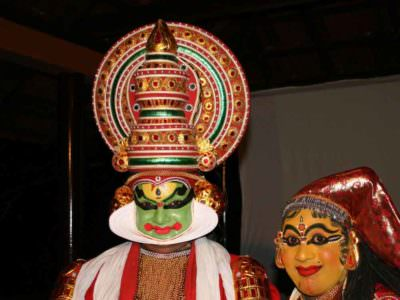 Kathakali performance © J Thomas