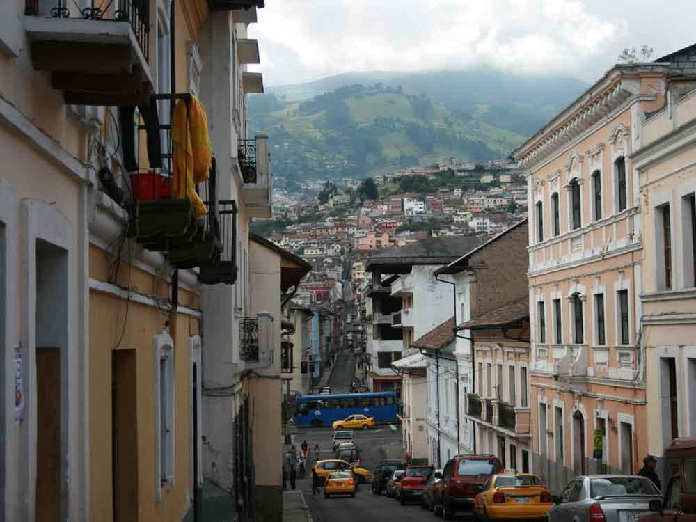 Quito © J Thomas