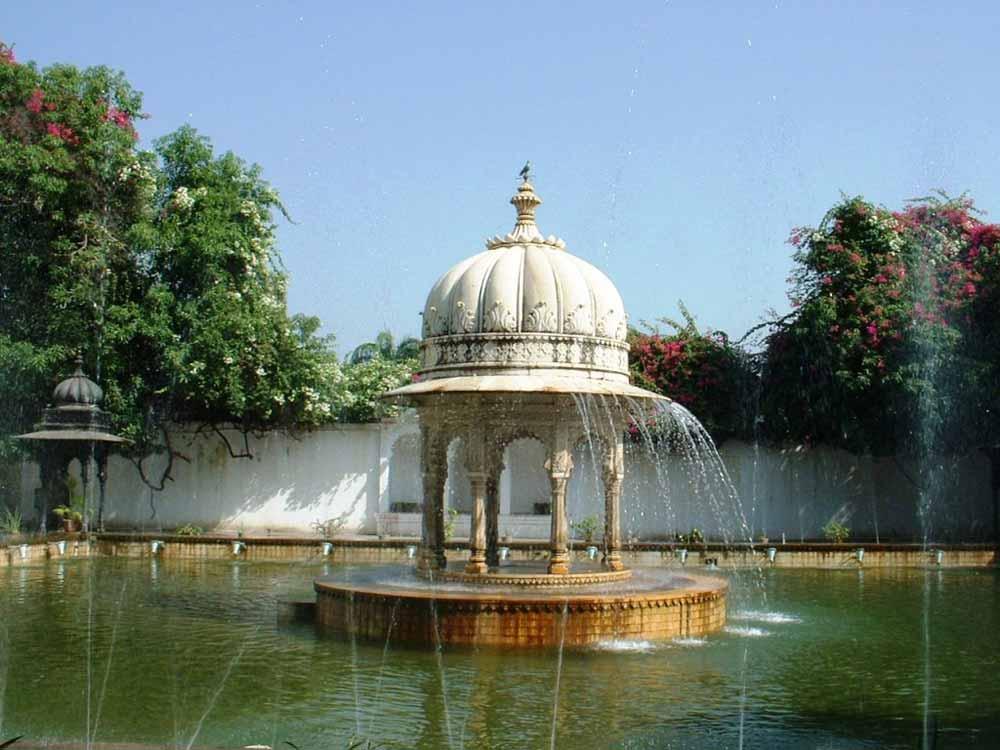 Sahelion Ki Bari, Udaipur © P Vashistha