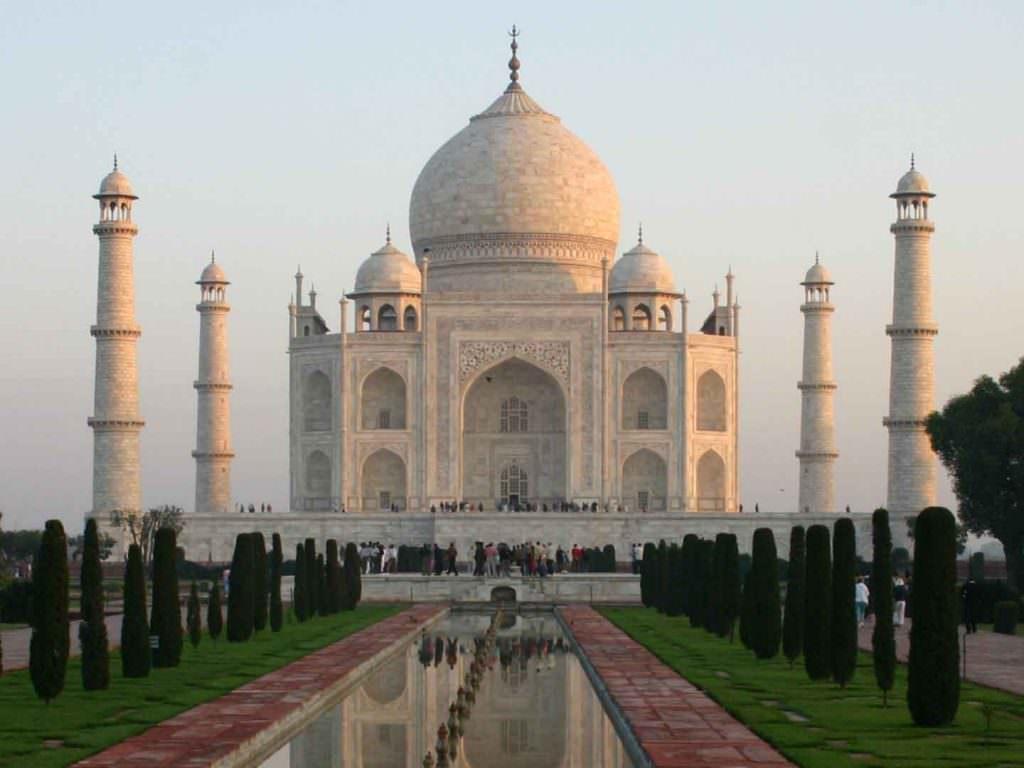 Taj Mahal Agra © K Barnes